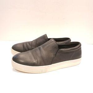 Eileen Fisher Size 9 black slip on sneakers